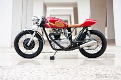 Triumph TR6R by Tricana Motorcycles
