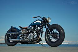 Jamesville's 1948 Harley Panhead