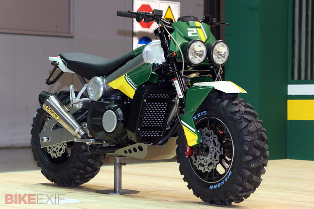 Caterham motorcycle