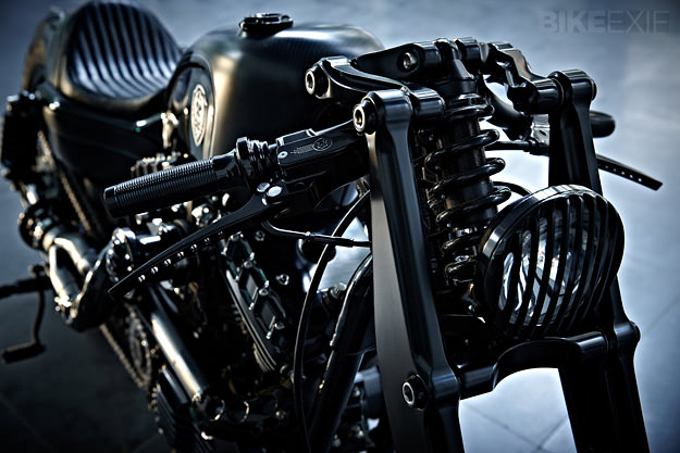 Harley Sportster by Rough Crafts