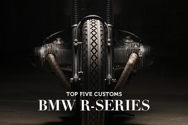 BMW R-series custom motorcycles