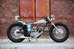 Heiwa Motorcycle: Derringer 200