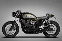 Kawasaki Zephyr by Ton-Up Garage