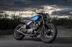 Yamaha XV750 by ER Motorcycles