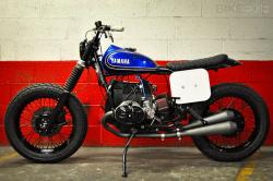 BMW R80G/S Dirt Tracker by Blitz