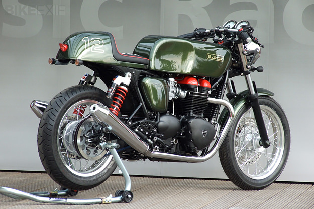 Cafe racer kits by Metisse