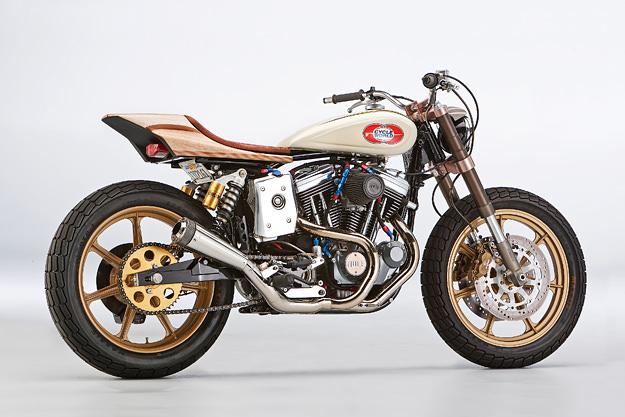 Harley-Davidson Sportster by Mule Motorcycles