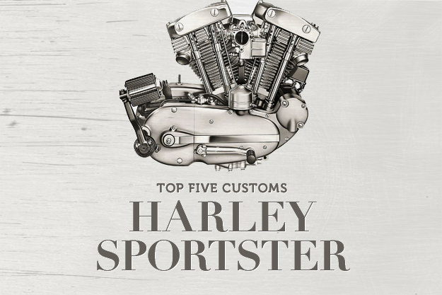 The best Harley-Davidson Sportster customs