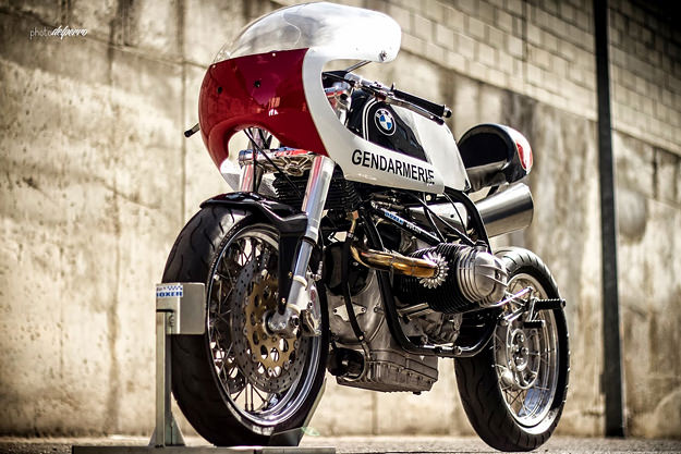 BMW R80 by Radical Ducati