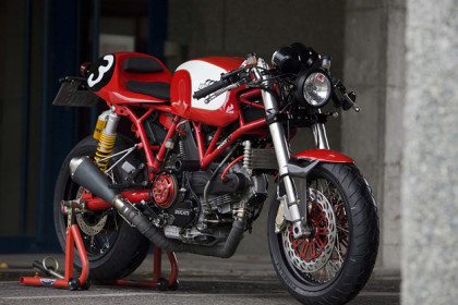 Cafe Veloce by Radical Ducati
