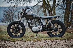 Scramblers Motorcycles' SR500