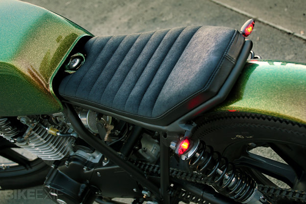 For Motorcycle Fans Cafe Racer