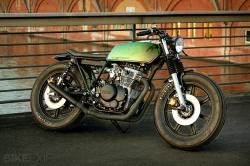 XS400 by Urban Motor