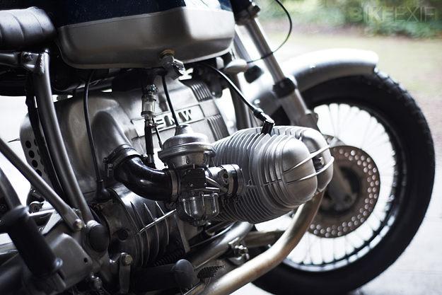 BMW R100 RT custom motorcycle