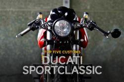 Top 5 Ducati SportClassics