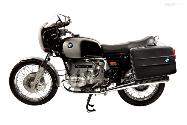 The 'new' BMW R90s