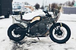 El Solitario 'Impostor' BMW R nineT