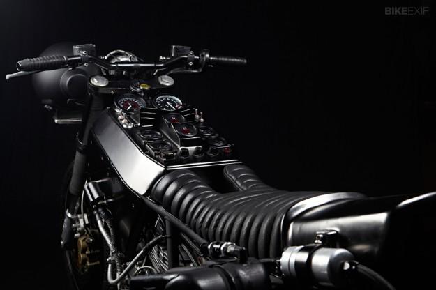 Ducati 900SS custom: Petardo by El Solitario