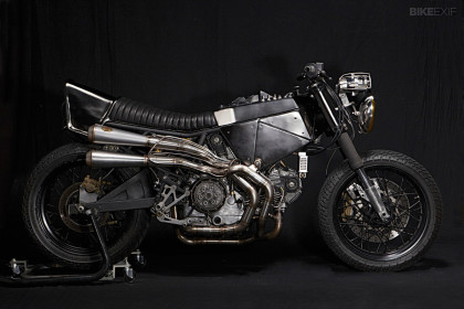 Ducati 900SS custom: Petardo by El Solitario