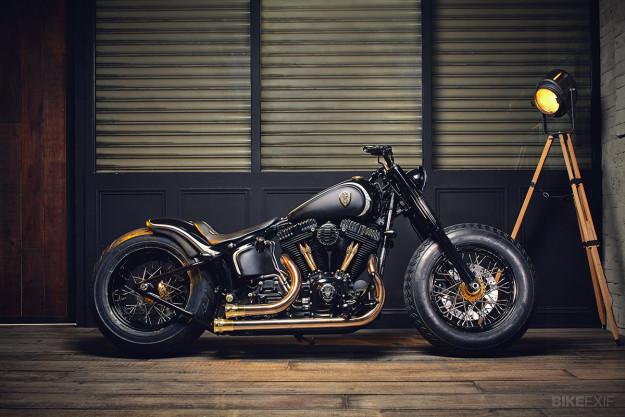 Harley Softail Slim