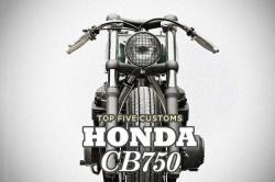 Top 5 Honda CB750s