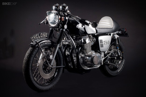 Honda CB750 by Steve 'Carpy' Carpenter