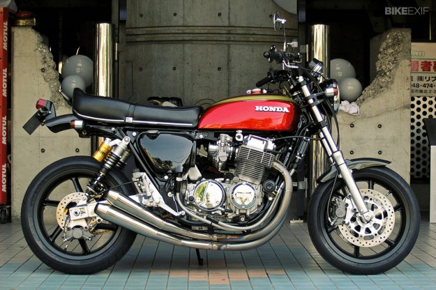 Honda CB750 by House Rockers