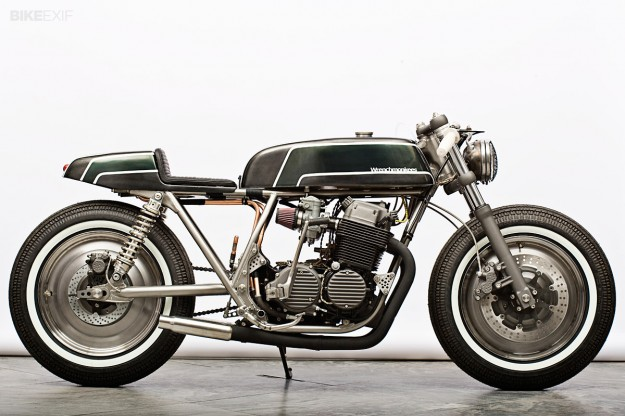 Honda CB750 by the Wrenchmonkees