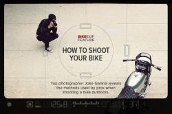 Motorcycle Photography 101