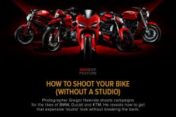 Motorcycle Photography, Part II