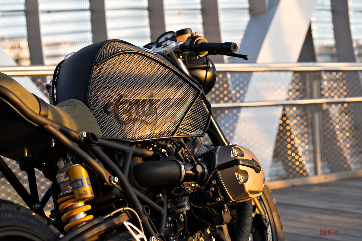 bmw r1200scafe racer dreams | bike exif