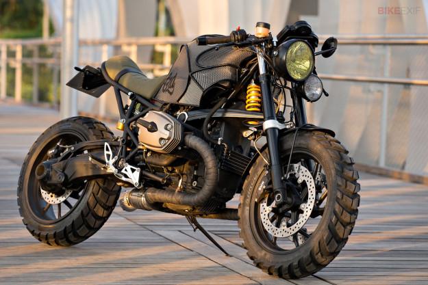 R1200GS custom by CRD