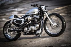Bull Cycles' Harley Nightster