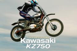 Top 5 Kawasaki KZ750s