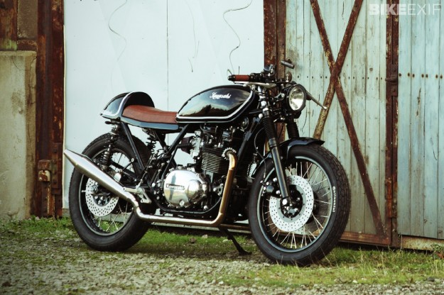 KZ750 by HB Custom