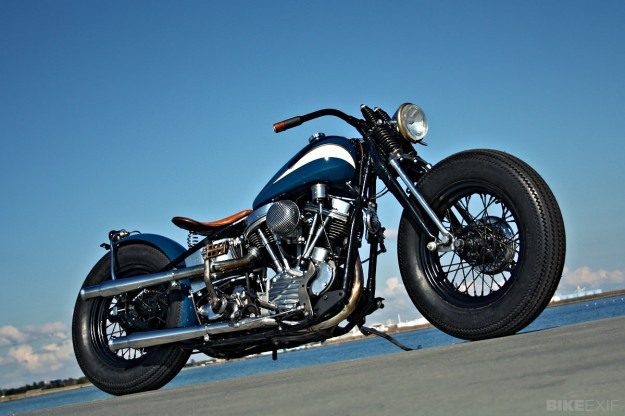 Panhead by Jamesville