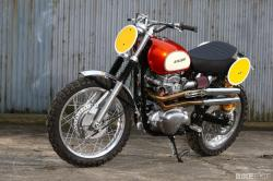 James Whitham's W650 tracker