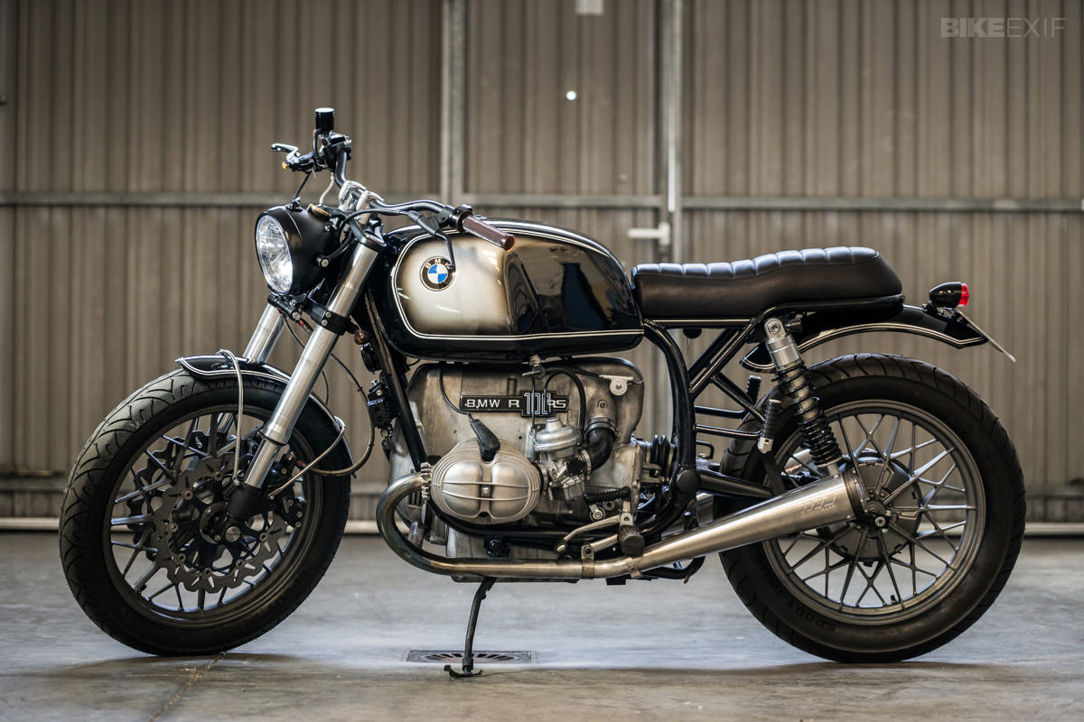 cafe racer dreams bmw r100rs | bike exif