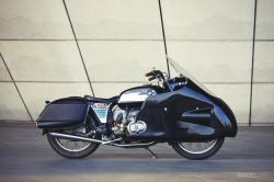 BMW R60/5 'Dustbeemer'