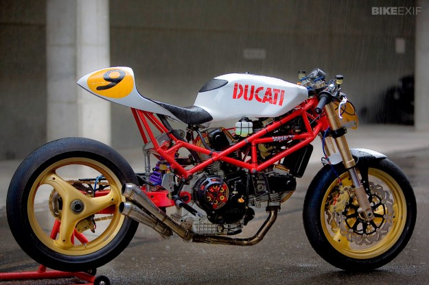 Ducati Monster by Radical Ducati