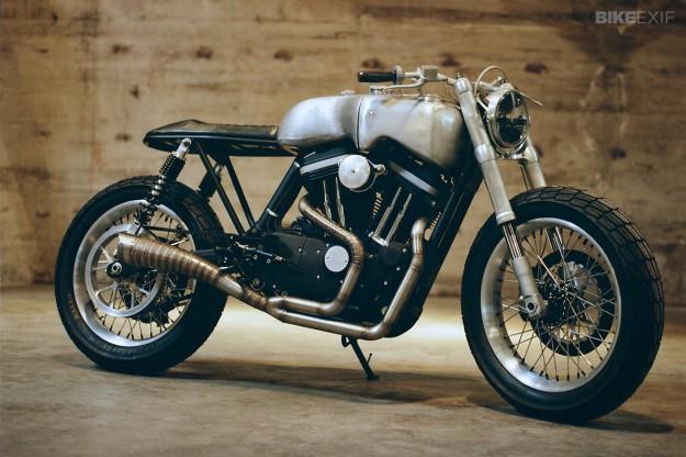 Harley Sportster 883