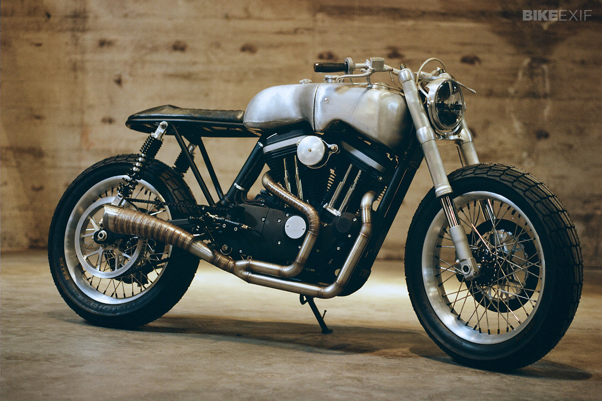 Revival Cycles Harley Sportster 883