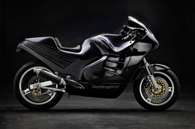 Lamborghini motorcycle