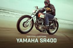 Top 5 Yamaha SR400