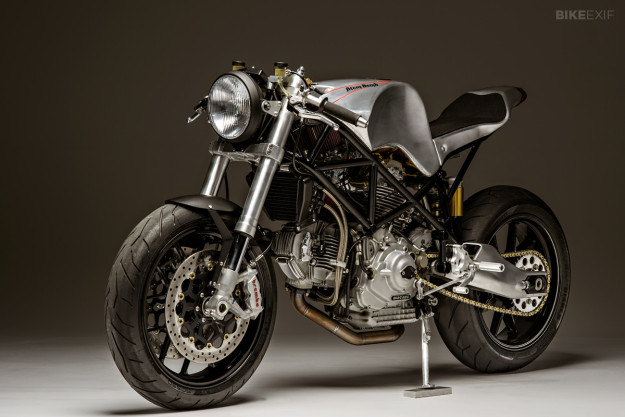 Ducati 900SS custom by Atom Bomb.