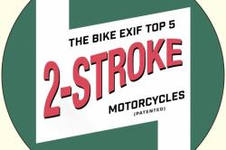 Top 5 2-stroke motorcycles