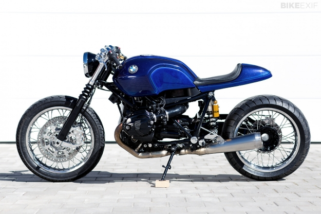 BMW R nineT custom: 'Stockholm Syndrome' by UCC