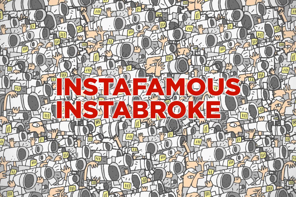 Instafamous, Instabroke: how custom motorcycle builders make money (or not).