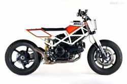 Ducati Multistrada by Ad Hoc
