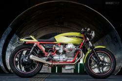 Moto Guzzi V65 cafe racer